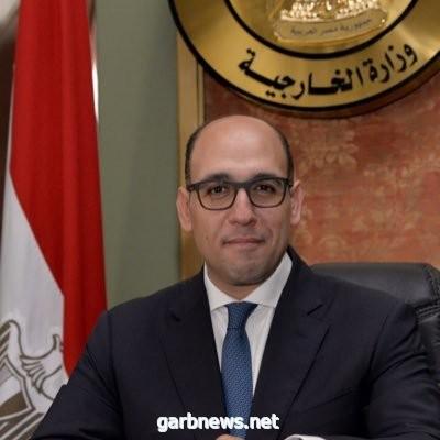 مصر تعرب عن تعازيها فى وفاة سفير بروناي بالقاهرة