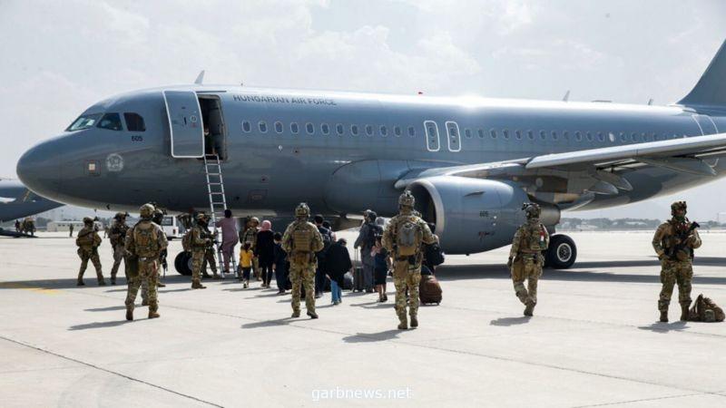 مسؤول أمريكي: إطلاق عدة صواريخ على مطار كابول ومنظومة دفاعية تعترضها