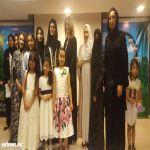 الأميرة دعاء تفتتح إنطلاق المبادرة السعودية العالمية نحو طفولة آمنه بمركز الأصدقاء بجدة
