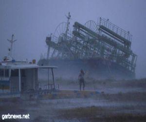 مقتل شخصين وإصابة العشرات جراء إعصار ضرب اليابان