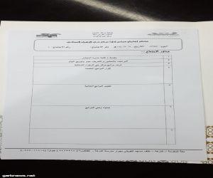 إنعقاد الإجتماع الأول لعضوات مجلس إدارة حي الزاهراء بمكة المكرمة