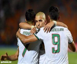 الجزائر تقصي نيجيريا وتضرب موعد مع السنغال في نهائي أمم أفريقيا بمصر 2019