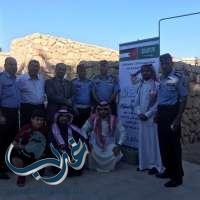 """لتعزيز اواصر الاخاء بين الشعبين"""" نادي طلبة الأردن يطلق مبادرة عيدكم عيدنا في عمّان وجرش"""