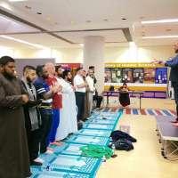 """الترجمة بلغة الإشارة للصم"""" مبادرة في شهر رمضان لأول مرة بالمركز الثقافي الإسلامي في لندن"""
