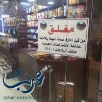 """""""امانة الباحة تغلق 7 محلات وتحرر 20 مخالفة في جولات ميدانية"""""""
