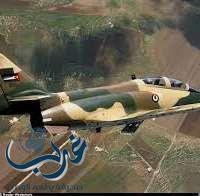 """""""التحالف"""" : سقوط """"F16"""" أردنية بنجران ونجاة قائدها"""