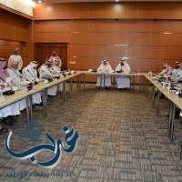 إدارة التدريب التقني بعسير تعقد الاجتماع الأول للمجلس الاستشاري
