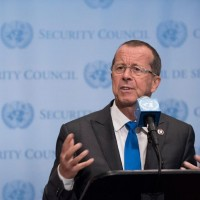 Libya: UN envoy holds New Year talks to boost support for unity accord